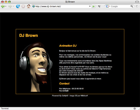 DJ-Brown.net